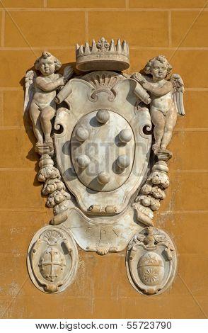 The Medici Family Embleme