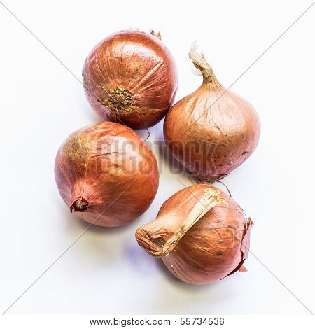 Shallots - Isolated