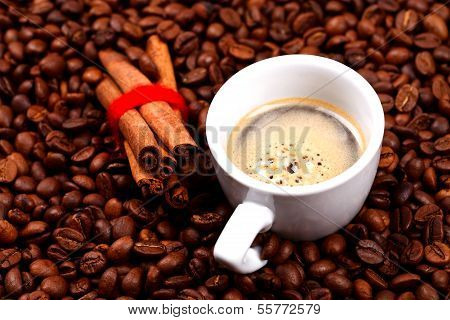 Coffe And Cinnamon