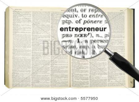 Searching For Entrepreneur