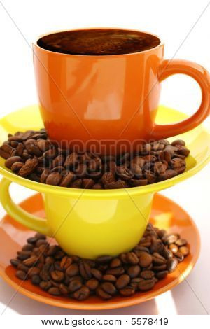 Two Cups Of Cofee