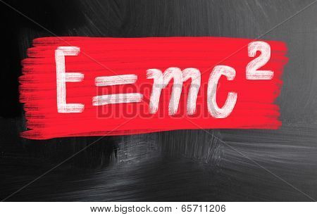 E=mc² Concept