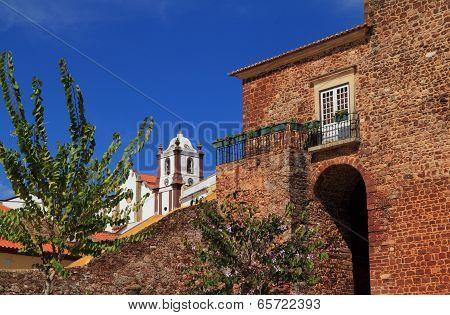 Historical Silves, Algarve, Portugal.