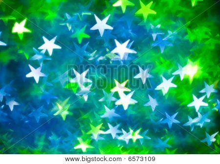 Luminous Asterisks