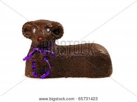 Easter Lamb Sweet Cake