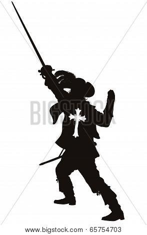 Musketeer. Warriors Theme