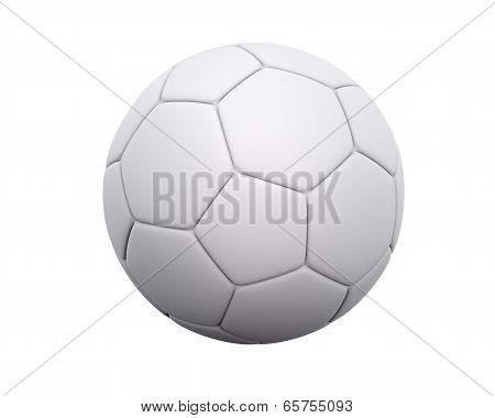 Blank Soccer Ball / Football