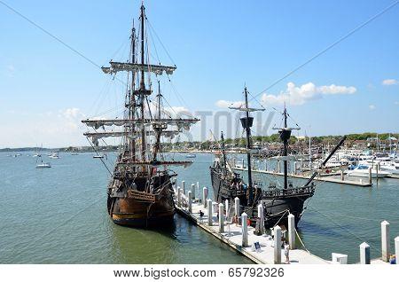 Galleon Ships
