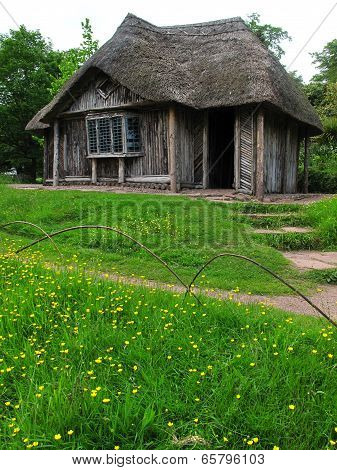 Thatched Summerhouse