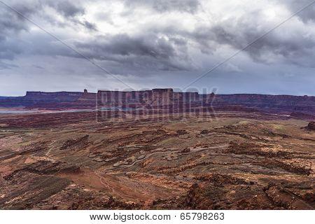Hurrah Pass Trail Moab Utah