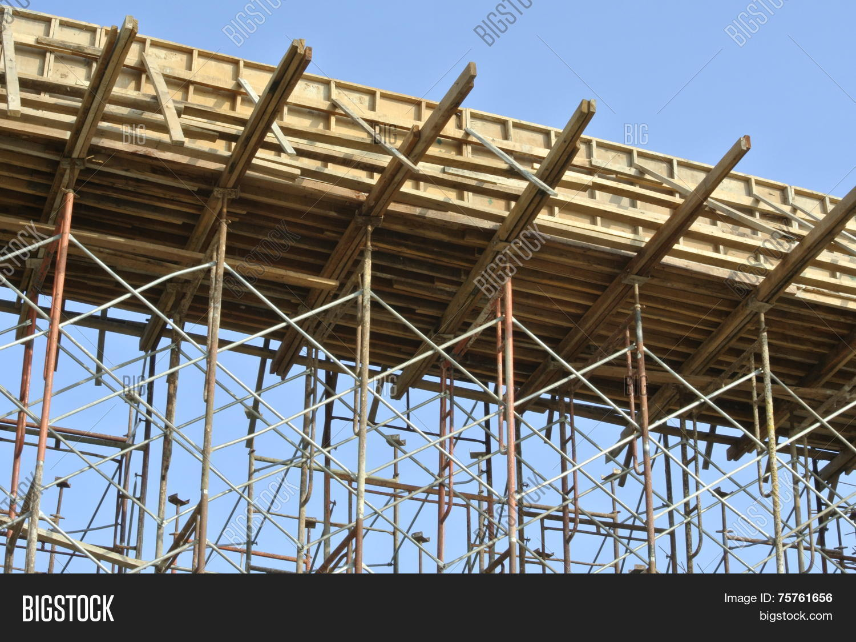 Timber Beam Formwork Image & Photo (Free Trial)   Bigstock