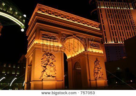 Arc De Triumph In Las Vegas