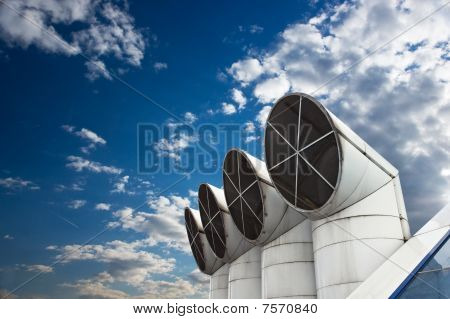 Air Conditioner Pipe