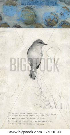 Mockingbird Poem