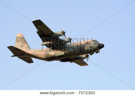 Raaf C-130 Takeoff