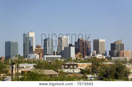 City Of Phoenix, Az