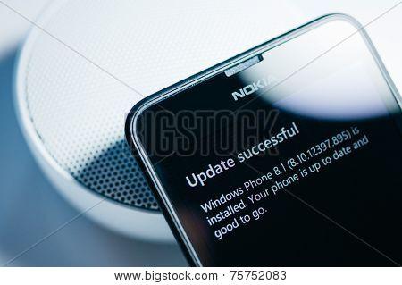 Nokia Lumia Microsoft Widowsphone