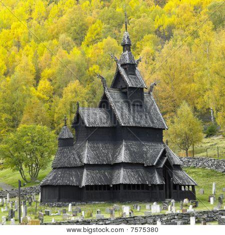 Borgund Stavkirke Norway