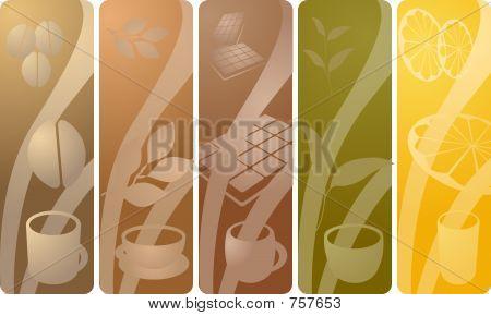 Beverage panels