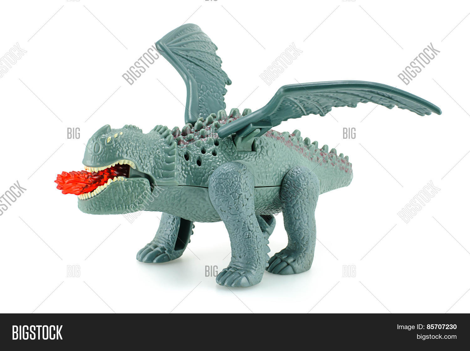 Red death dragon toy image photo free trial bigstock red death dragon toy character from how to train your dragon ccuart Images