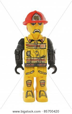 Jack Stone Lego Junior Minifigure