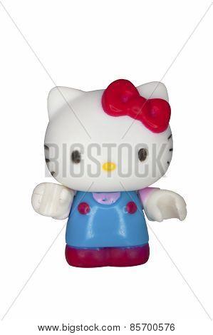 Hello Kitty Mega Bloks Figurine