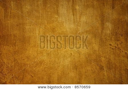 Brown Color Wall