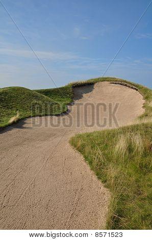 Steep Bunker