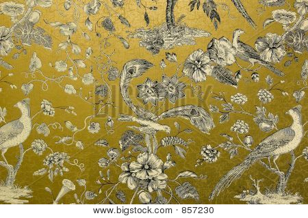 Ornate Wallpaper