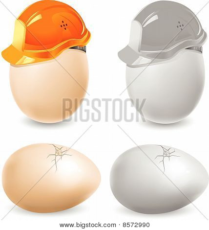 Safety eggs