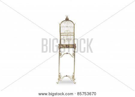 Antique Vintage Birdcage