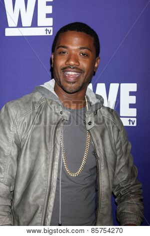 LOS ANGELES - MAR 19:  Ray J Norwood at the WE tv Presents