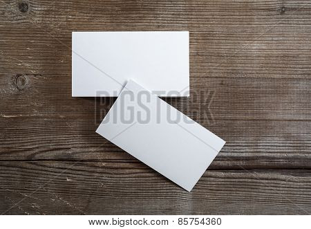 Photo Of Blank Business Cards