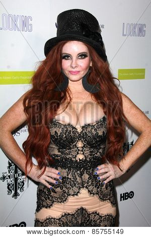 LOS ANGELES - MAR 19:  Phoebe Price at the