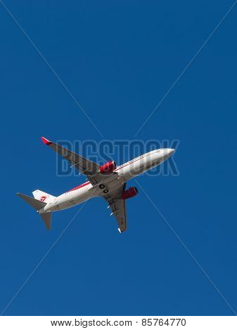 Beautiful Aircraft Airline Air Algerie