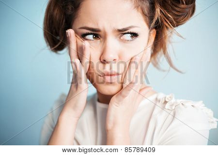 The Housewife Listens To Gossips