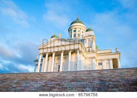 Helsinki. Finland. Helsinki Cathedral