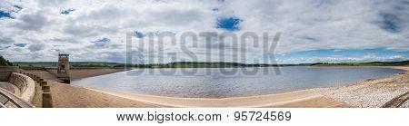 Derwent Reservoir Panorama