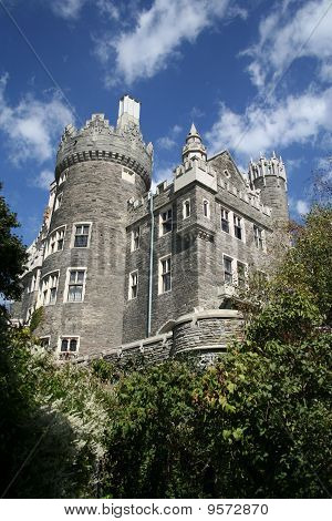 Casa Loma - Castle in Toronto