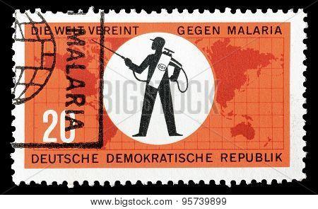 East Germany 1963