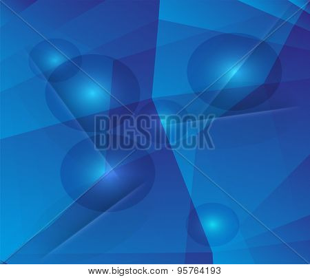 Abstract polygonal background. Abstract polygonal design background