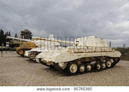 British Archer Tank Destroyer