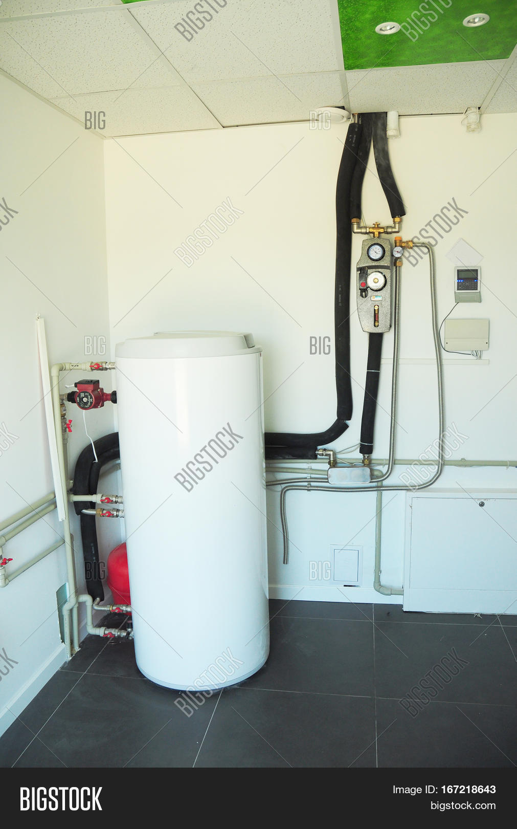 Boiler & Heating Image & Photo (Free Trial) | Bigstock