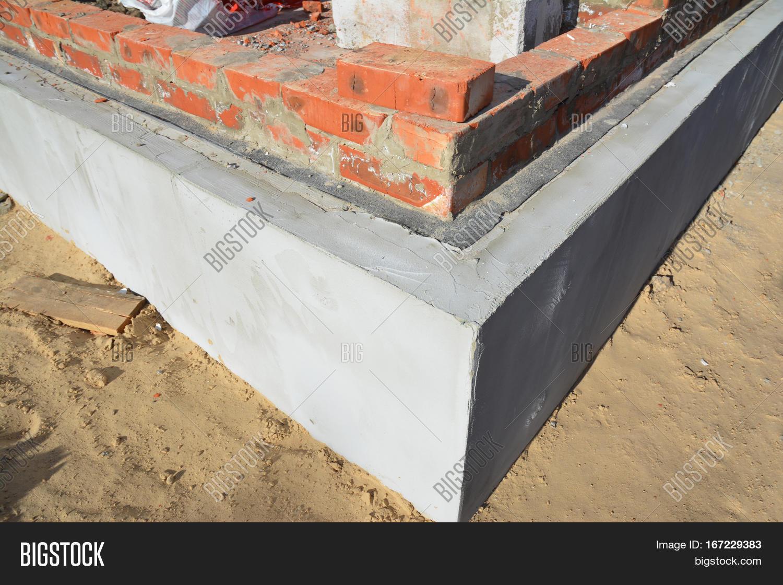 Foundation Insulation Image Photo Free Trial Bigstock