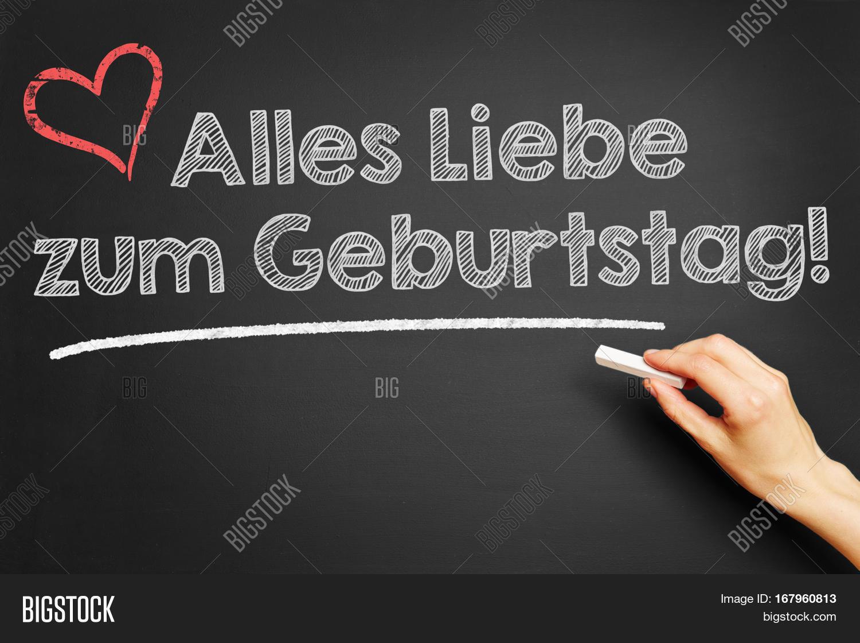 Hand Writing German