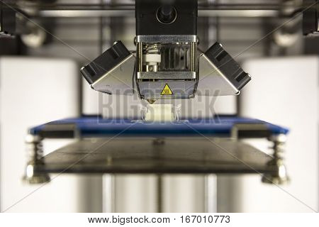 3D Printer Detail