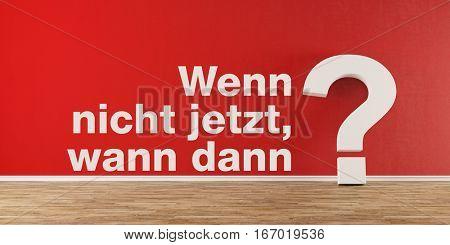Question in german
