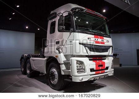 Mitsubishi Fuso Tv Truck