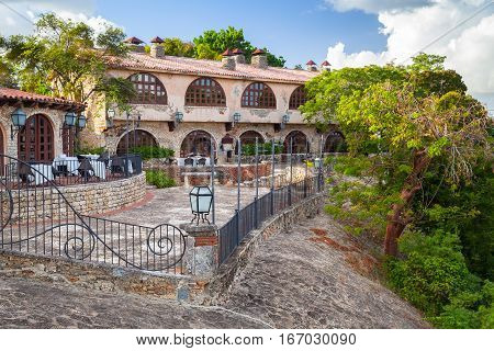 Altos De Chavon, Mediterranean Village