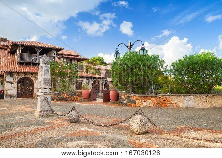 Altos De Chavon, Mediterranean Style